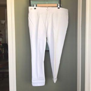 White Lauren Ralph Lauren Pants
